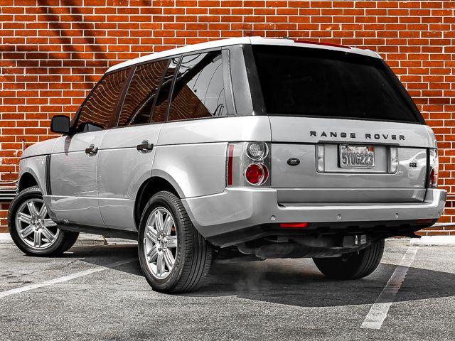 2006 Land Rover Range Rover HSE Burbank, CA 5