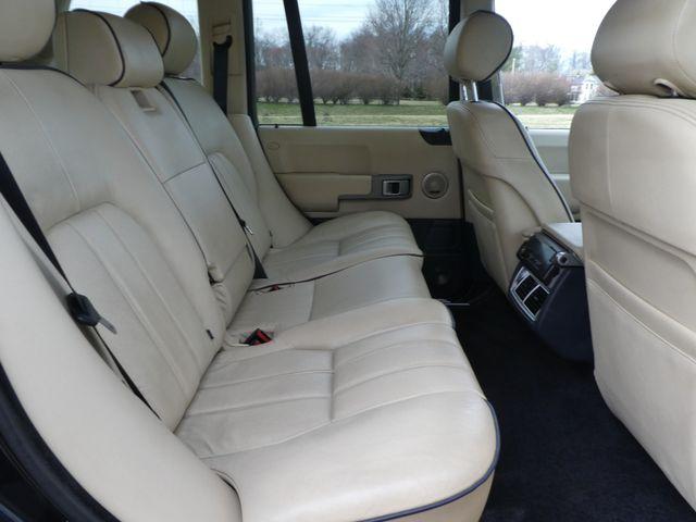 2006 Land Rover Range Rover HSE Leesburg, Virginia 11