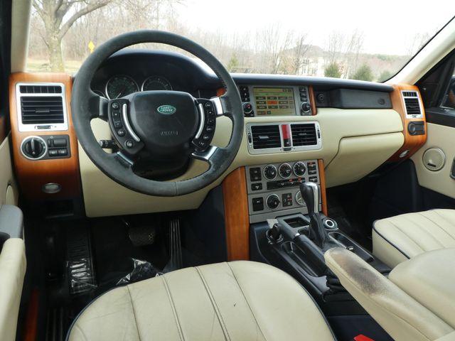 2006 Land Rover Range Rover HSE Leesburg, Virginia 18