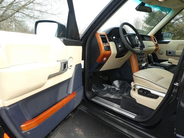 2006 Land Rover Range Rover HSE Leesburg, Virginia 14