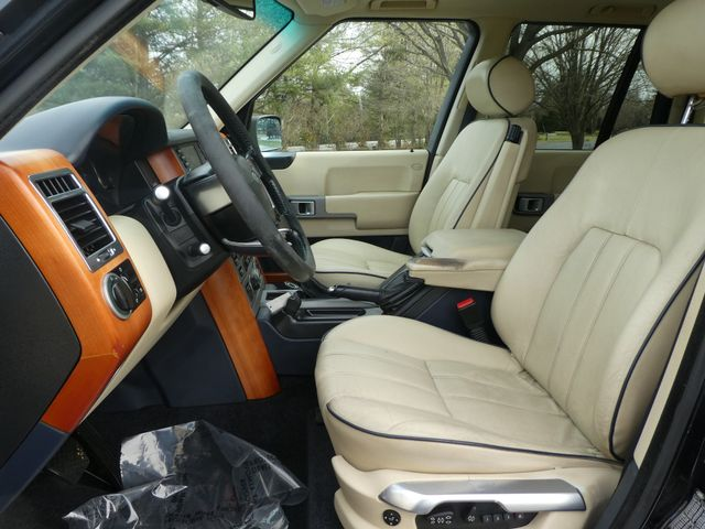 2006 Land Rover Range Rover HSE Leesburg, Virginia 16