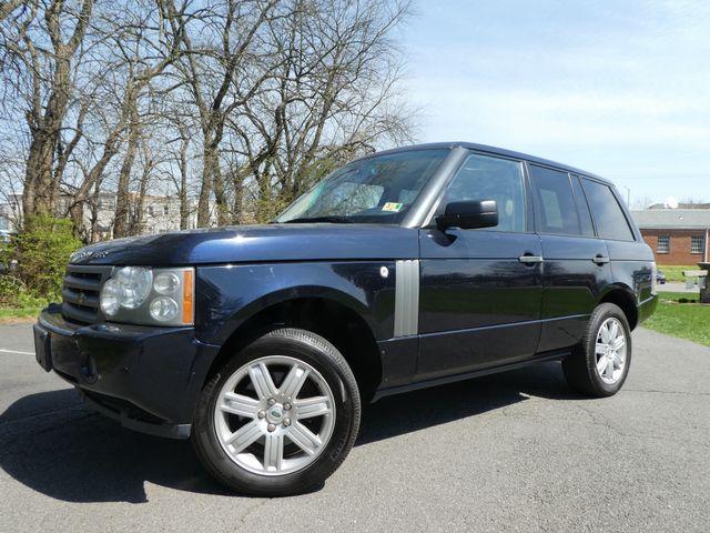 2006 Land Rover Range Rover HSE Leesburg, Virginia 1