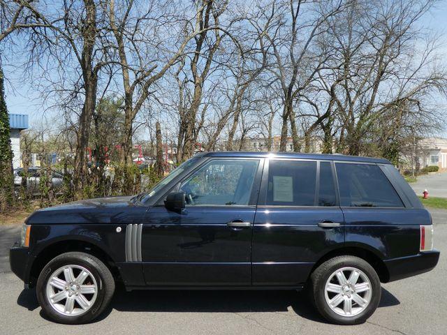 2006 Land Rover Range Rover HSE Leesburg, Virginia 5