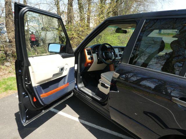 2006 Land Rover Range Rover HSE Leesburg, Virginia 36