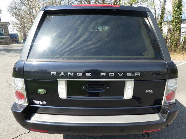 2006 Land Rover Range Rover HSE Leesburg, Virginia 6