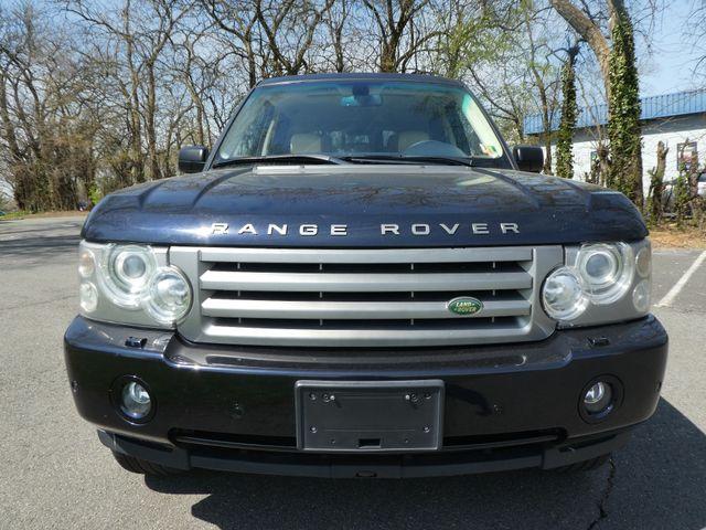 2006 Land Rover Range Rover HSE Leesburg, Virginia 7