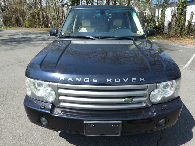 2006 Land Rover Range Rover HSE Leesburg, Virginia 8
