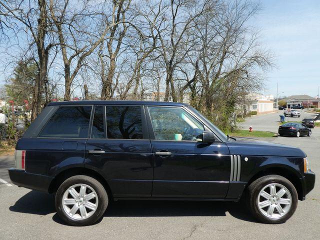 2006 Land Rover Range Rover HSE Leesburg, Virginia 4