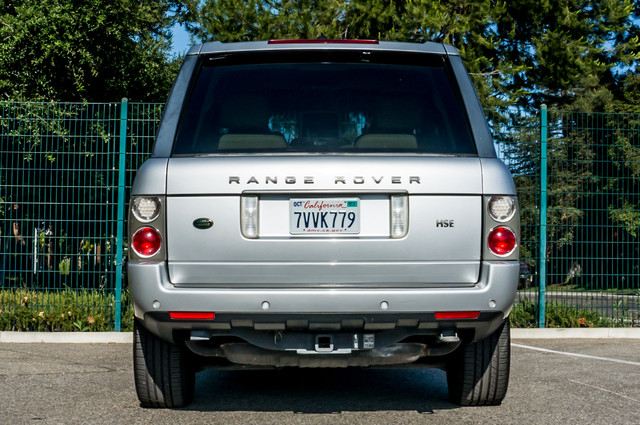 2006 Land Rover Range Rover HSE - AUTO - NAVI - BACK UP CAMERA - HTD STS Reseda, CA 8