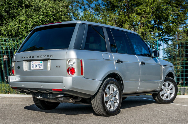 2006 Land Rover Range Rover HSE - AUTO - NAVI - BACK UP CAMERA - HTD STS Reseda, CA 9
