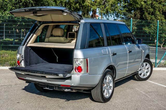2006 Land Rover Range Rover HSE - AUTO - NAVI - BACK UP CAMERA - HTD STS Reseda, CA 11