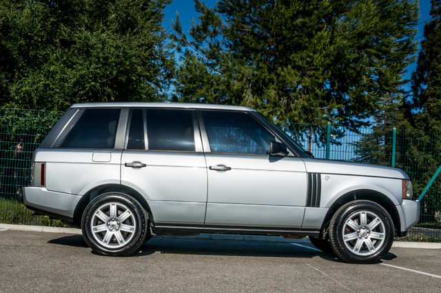 2006 Land Rover Range Rover HSE - AUTO - NAVI - BACK UP CAMERA - HTD STS Reseda, CA 6