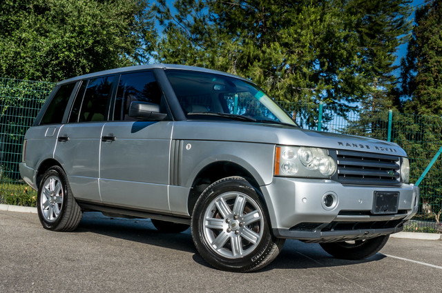 2006 Land Rover Range Rover HSE - AUTO - NAVI - BACK UP CAMERA - HTD STS Reseda, CA 4