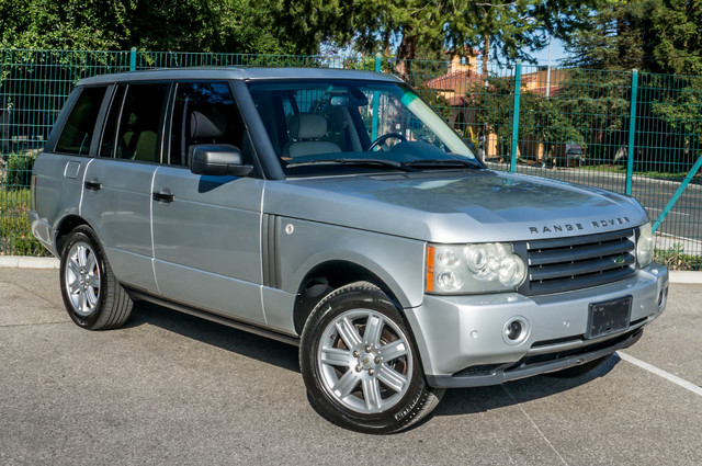 2006 Land Rover Range Rover HSE - AUTO - NAVI - BACK UP CAMERA - HTD STS Reseda, CA 43