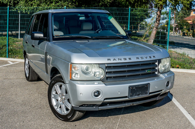 2006 Land Rover Range Rover HSE - AUTO - NAVI - BACK UP CAMERA - HTD STS Reseda, CA 42