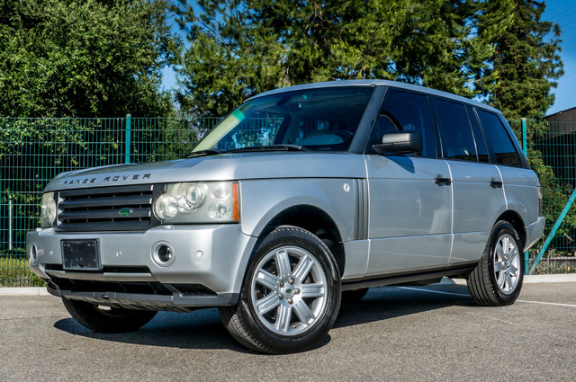 2006 Land Rover Range Rover HSE - AUTO - NAVI - BACK UP CAMERA - HTD STS Reseda, CA 2