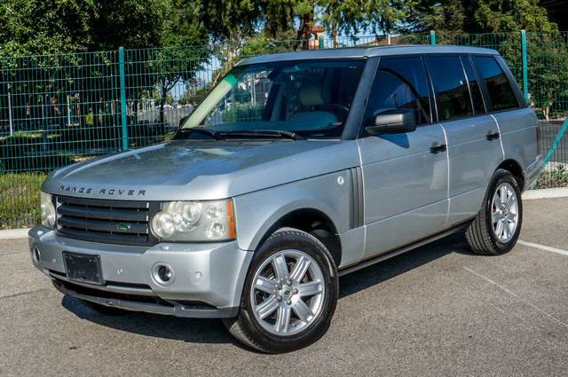 2006 Land Rover Range Rover HSE - AUTO - NAVI - BACK UP CAMERA - HTD STS Reseda, CA 1