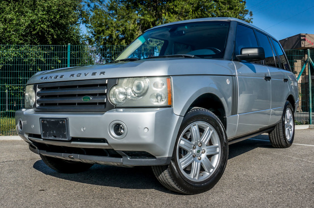 2006 Land Rover Range Rover HSE - AUTO - NAVI - BACK UP CAMERA - HTD STS Reseda, CA 40