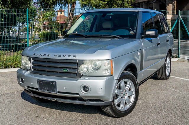 2006 Land Rover Range Rover HSE - AUTO - NAVI - BACK UP CAMERA - HTD STS Reseda, CA 41