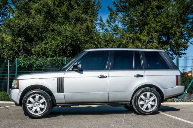 2006 Land Rover Range Rover HSE - AUTO - NAVI - BACK UP CAMERA - HTD STS Reseda, CA 5