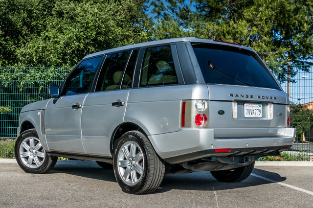2006 Land Rover Range Rover HSE - AUTO - NAVI - BACK UP CAMERA - HTD STS Reseda, CA 7