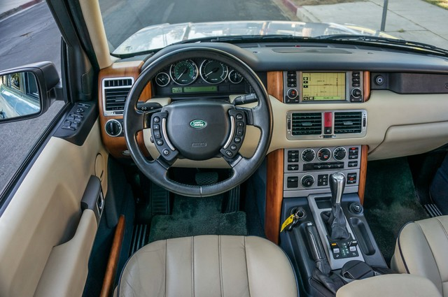 2006 Land Rover Range Rover HSE - AUTO - NAVI - BACK UP CAMERA - HTD STS Reseda, CA 22