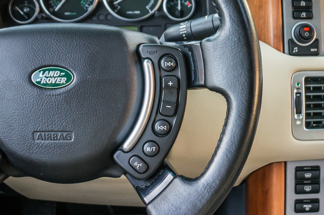 2006 Land Rover Range Rover HSE - AUTO - NAVI - BACK UP CAMERA - HTD STS Reseda, CA 25