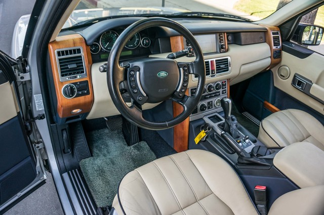 2006 Land Rover Range Rover HSE - AUTO - NAVI - BACK UP CAMERA - HTD STS Reseda, CA 14