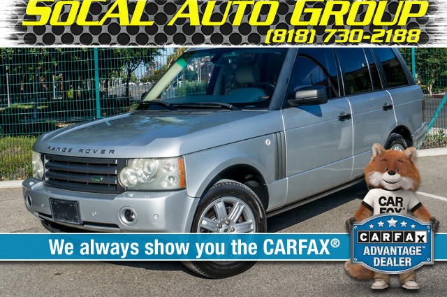 2006 Land Rover Range Rover HSE - AUTO - NAVI - BACK UP CAMERA - HTD STS Reseda, CA 0