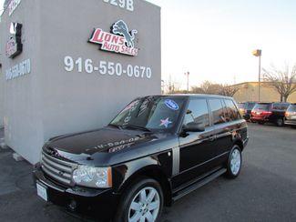 2006 Land Rover Range Rover HSE Navi / Camera / DVD Sacramento, CA