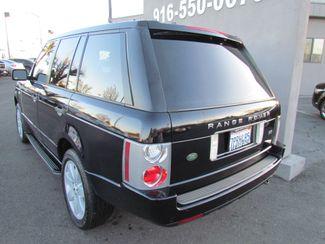 2006 Land Rover Range Rover HSE Navi / Camera / DVD Sacramento, CA 10