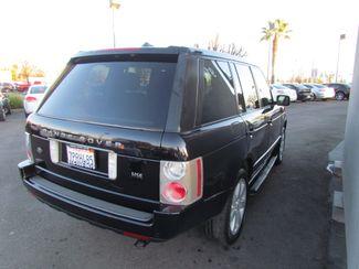 2006 Land Rover Range Rover HSE Navi / Camera / DVD Sacramento, CA 11