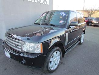 2006 Land Rover Range Rover HSE Navi / Camera / DVD Sacramento, CA 2
