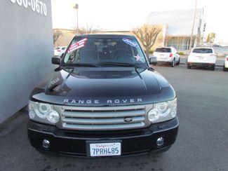 2006 Land Rover Range Rover HSE Navi / Camera / DVD Sacramento, CA 4