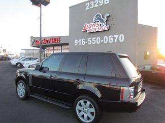 2006 Land Rover Range Rover HSE Navi / Camera / DVD Sacramento, CA 8