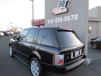 2006 Land Rover Range Rover HSE Navi / Camera / DVD Sacramento, CA 9