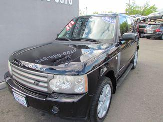 2006 Land Rover Range Rover HSE Sacramento, CA 2