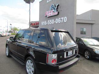 2006 Land Rover Range Rover HSE Sacramento, CA 5