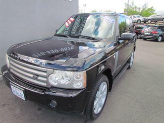 2006 Land Rover Range Rover HSE Sacramento, CA 8