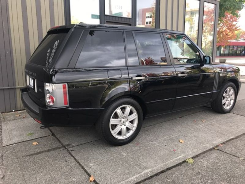 2006 Land Rover Range Rover HSE 4 Wheel Drive Luxury Package Local 2 Owner History Very  Nice Save 74000  city Washington  Complete Automotive  in Seattle, Washington