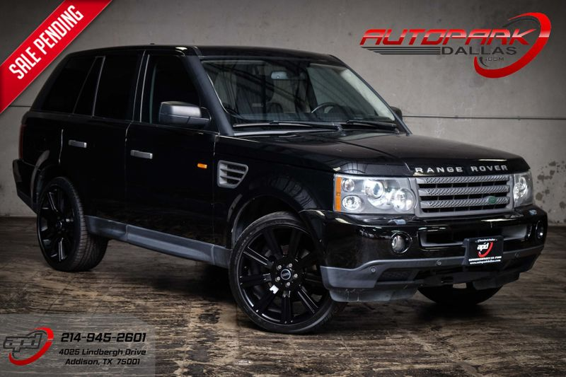 2006 Land Rover Range Rover Sport HSE in Addison TX