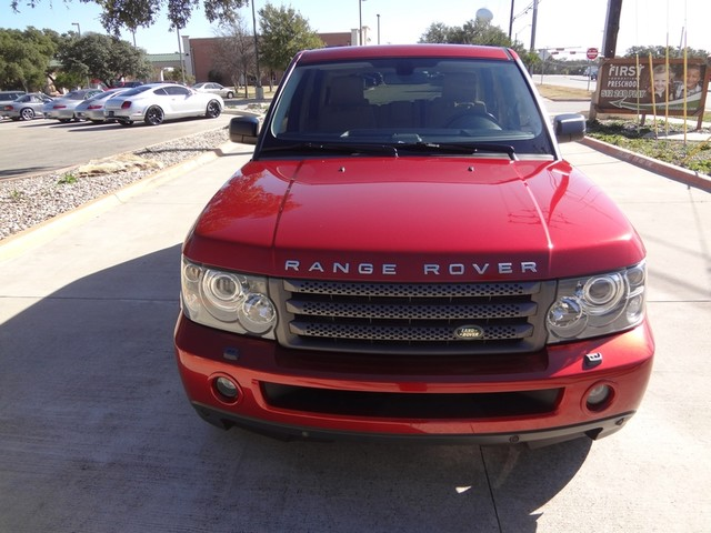 2006 Land Rover Range Rover Sport HSE Austin , Texas 11