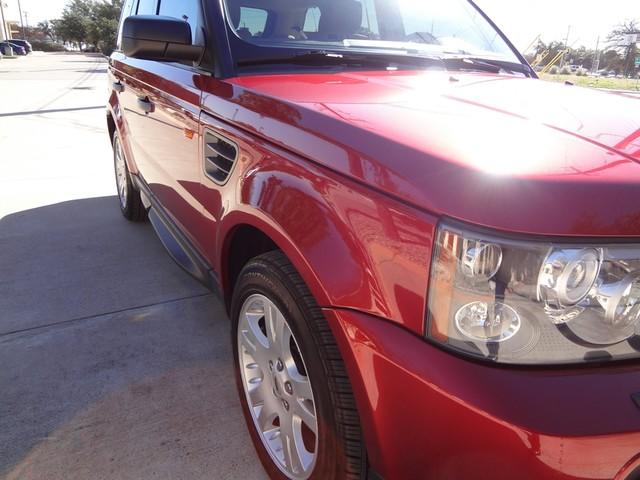 2006 Land Rover Range Rover Sport HSE Austin , Texas 9