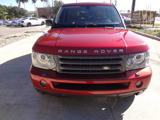 2006 Land Rover Range Rover Sport HSE Austin , Texas 14