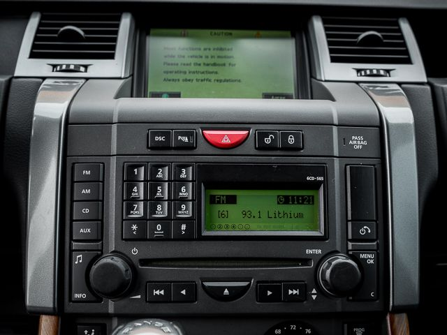 2006 Land Rover Range Rover Sport HSE Burbank, CA 14