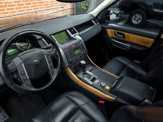 2006 Land Rover Range Rover Sport HSE Burbank, CA 17