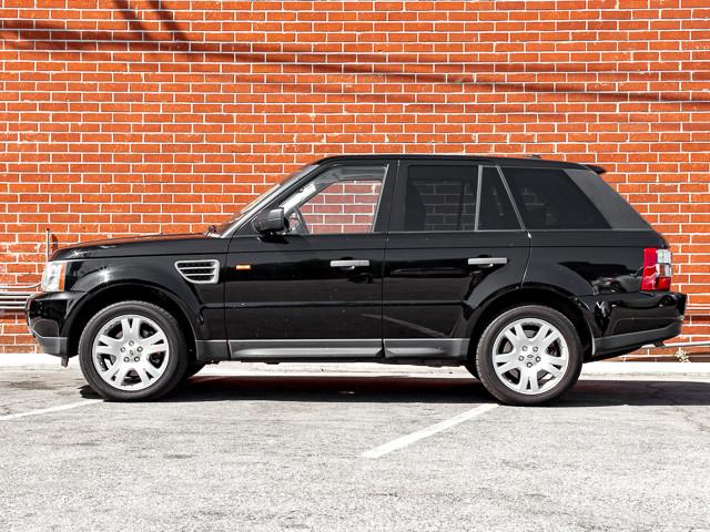 2006 Land Rover Range Rover Sport HSE Burbank, CA 6