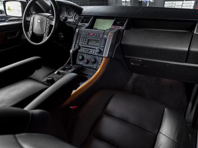 2006 Land Rover Range Rover Sport HSE Burbank, CA 12