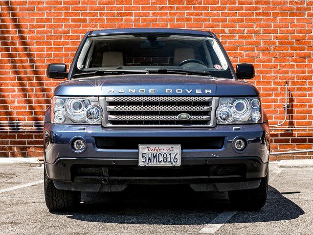 2006 Land Rover Range Rover Sport HSE Burbank, CA 1