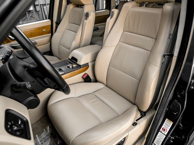 2006 Land Rover Range Rover Sport HSE Burbank, CA 10